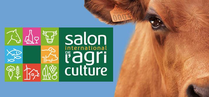 Le Salon International de l'Agriculture 2015 : Connecté… mais pas trop !